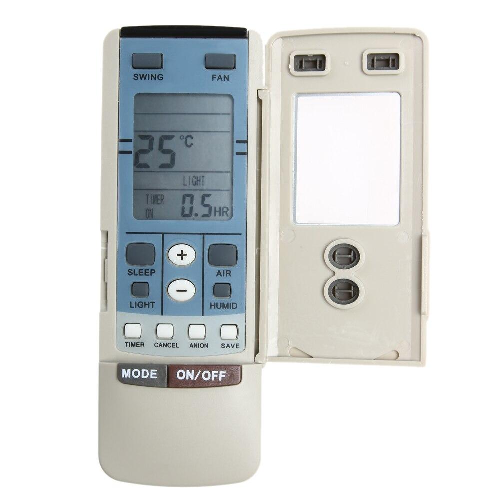 CONTROLE REMOTO PARA AR CONDICIONADO SPLIT TRANE Y-502 / Y-512  - Mix Eletro
