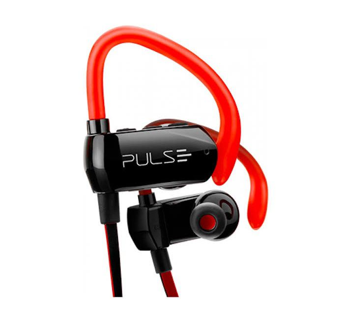 FONE DE OUVIDO BLUETOOTH COM CABO FLAT EARHOOK PH153 PULSE  - Mix Eletro