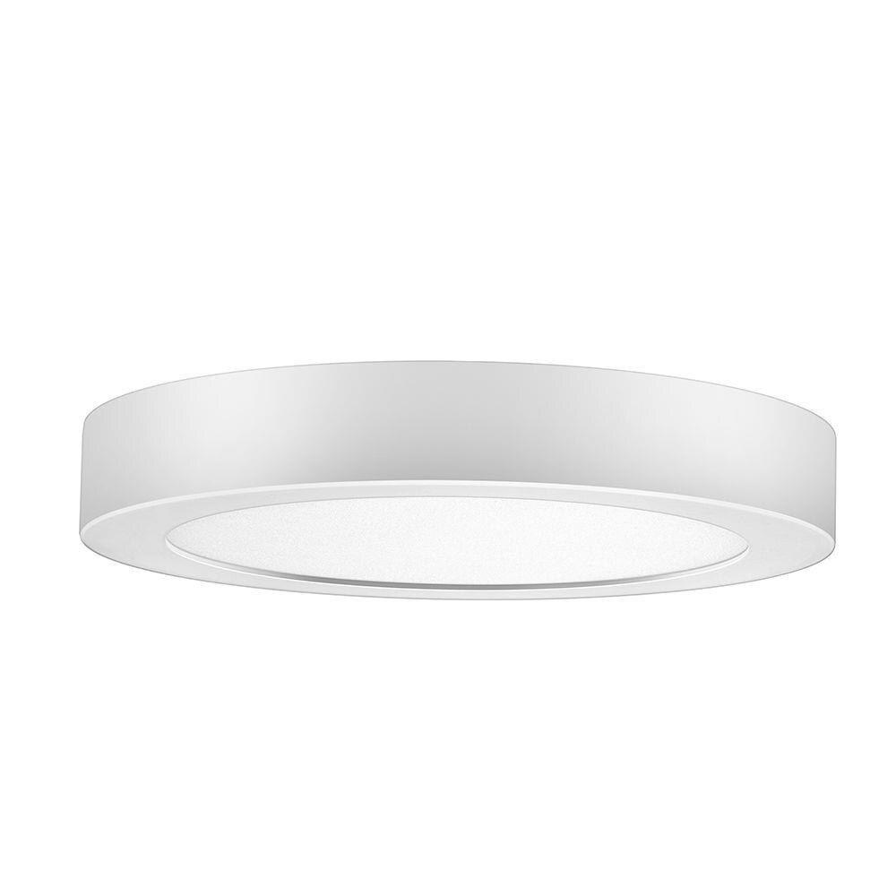 Luminária painel Led de sobrepor redonda 12W 6500K Fria bivolt Elgin  - Mix Eletro