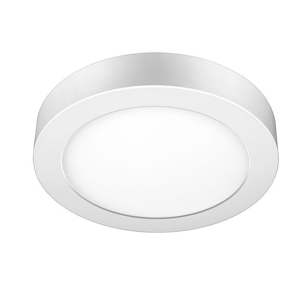 Luminária painel Led de sobrepor redonda 6W 6500K Fria bivolt Elgin  - Mix Eletro