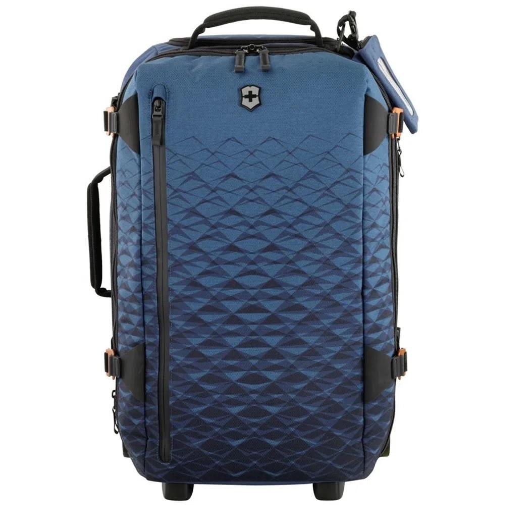 Mala de viagem VX Touring Wheeled Média Expansiva 47L Azul Victorinox  - Mix Eletro