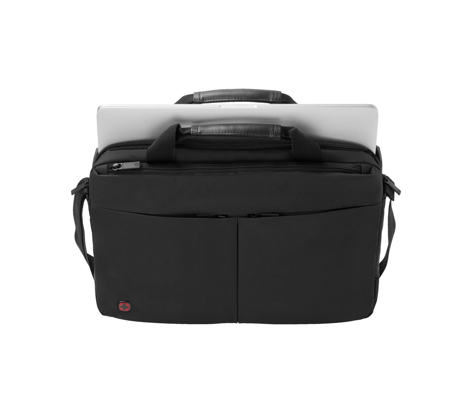 """Maleta executiva para Notebook 14"""" e tablet Format Wenger 601079  - Mix Eletro"""