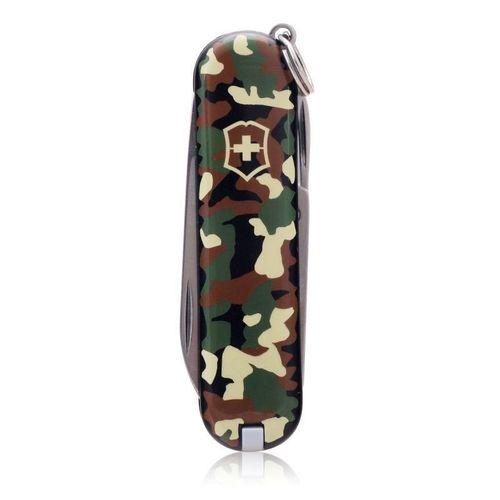 Mini Canivete Suíço Classic Victorinox camuflado 7 funções Original.  - Mix Eletro