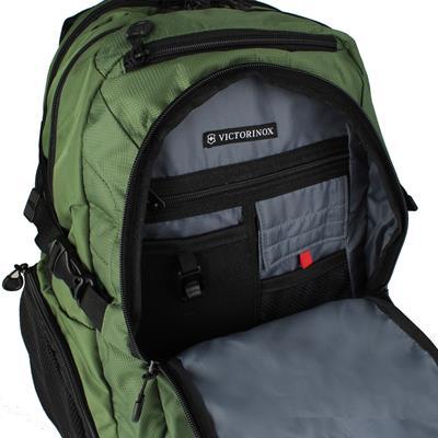Mochila para Notebook VX Sport Pilot Verde Victorinox  - Mix Eletro