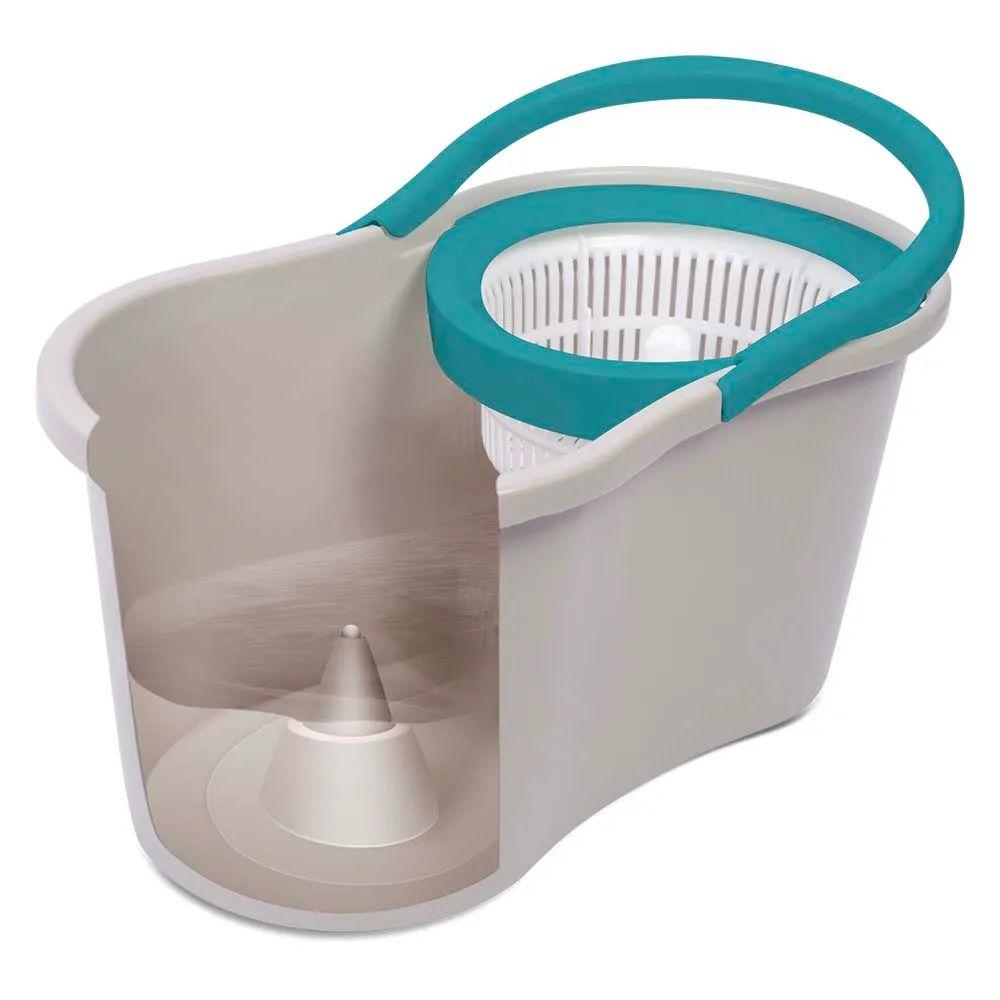 Mop Giratório para Uso em Diversos Pisos com 1 Refil - HO059  - Mix Eletro