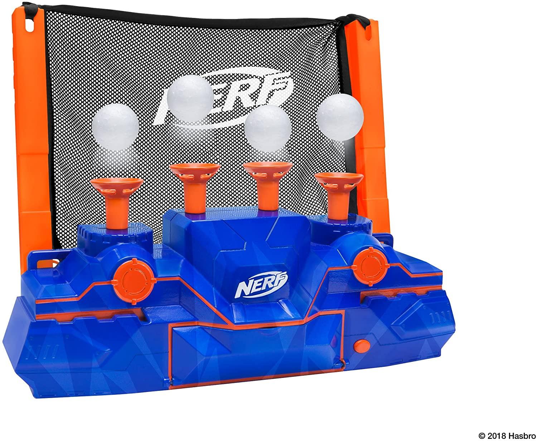 Nerf Elite Hovering Target Alvo bolas flutuantes com rede BR997  - Mix Eletro