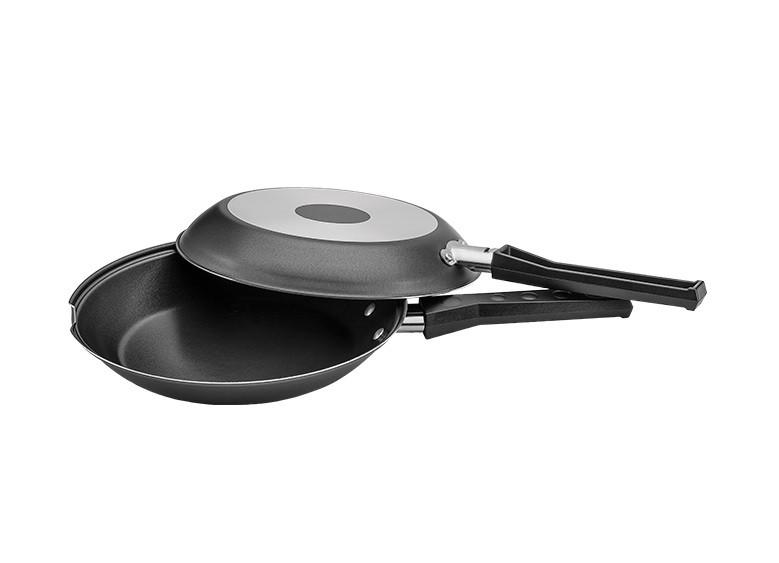 Omeleteira em Alumínio com Revestimento Antiaderente Grafite Panelux  - Mix Eletro
