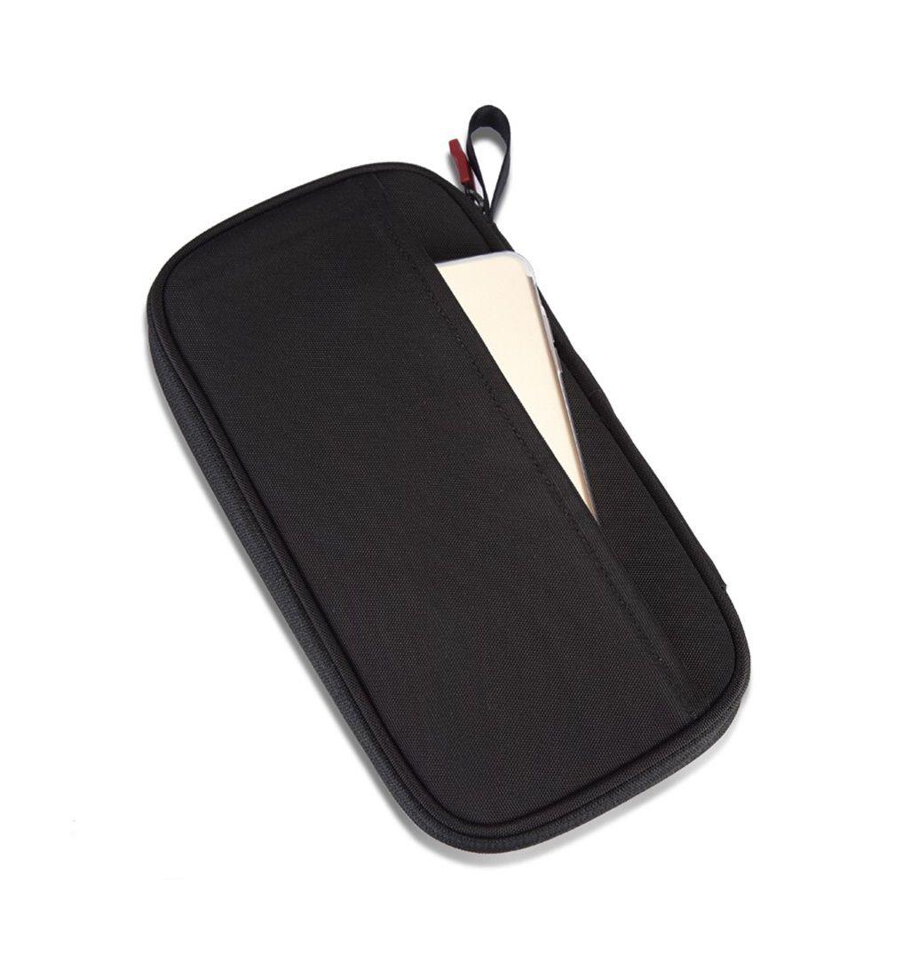 Organizador de Documentos para Viagem com proteção RFID Victorinox 31172801  - Mix Eletro