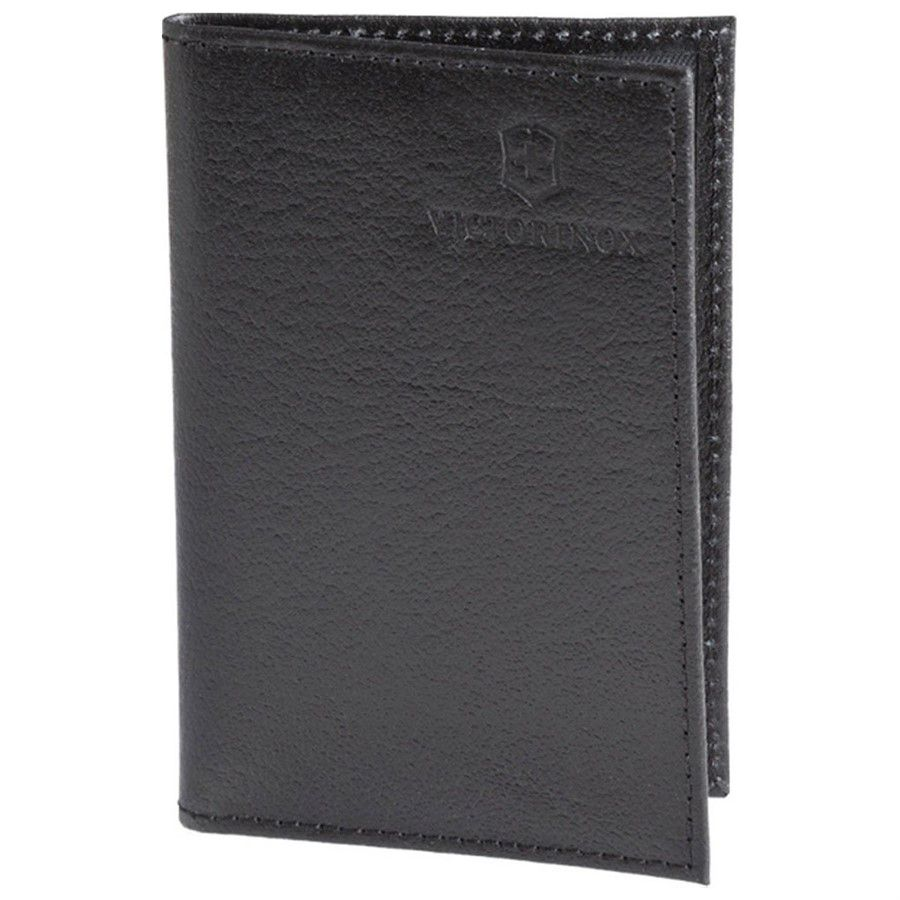 Porta Cartões para SwissCard em couro sintético Victorinox 4.0873.V  - Mix Eletro