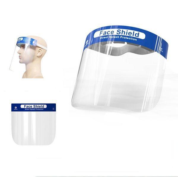 Protetor Facial Face Shield Viseira de proteção Multilaser HC224 - 5 unidades  - Mix Eletro