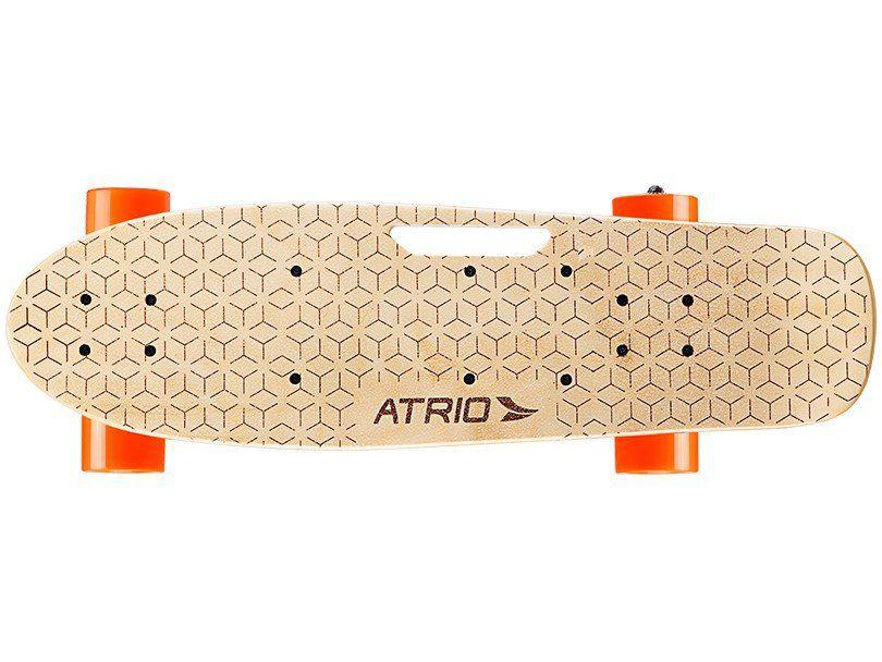 Skate Elétrico Atrio Cruiser controle sem fio 150W Velocidade 15km/H ES201  - Mix Eletro