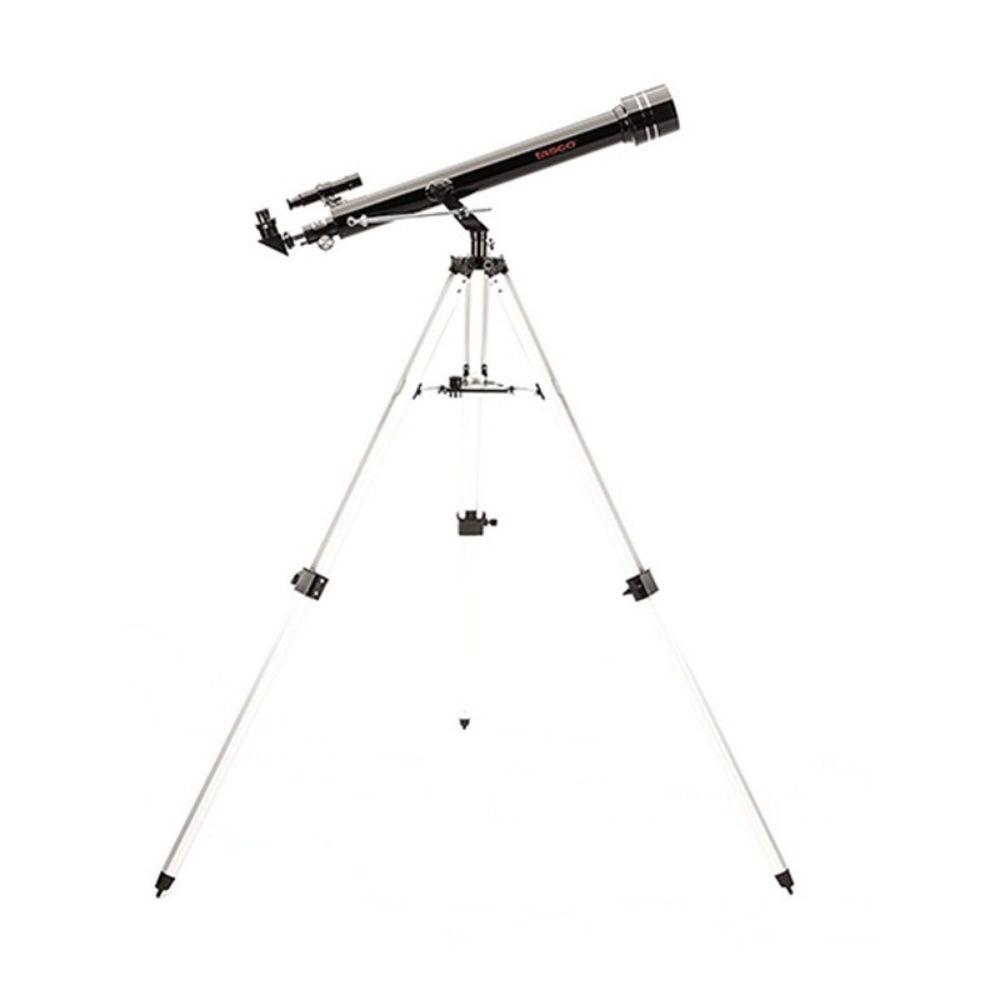 Telescópio Astronômico Refrator Novice 60x800 mm 300x com tripé Tasco  - Mix Eletro