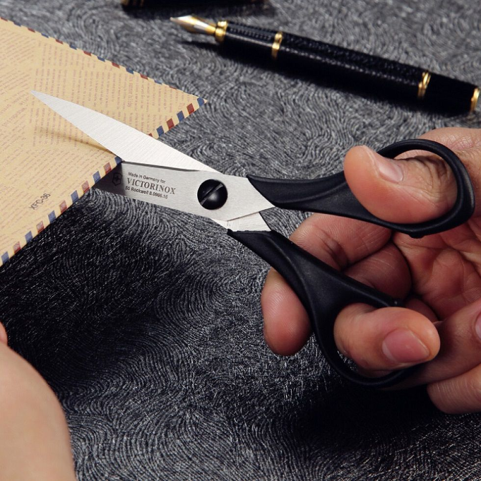 Tesoura Doméstica Alemã Multiuso 16cm Victorinox 8.0986.16  - Mix Eletro