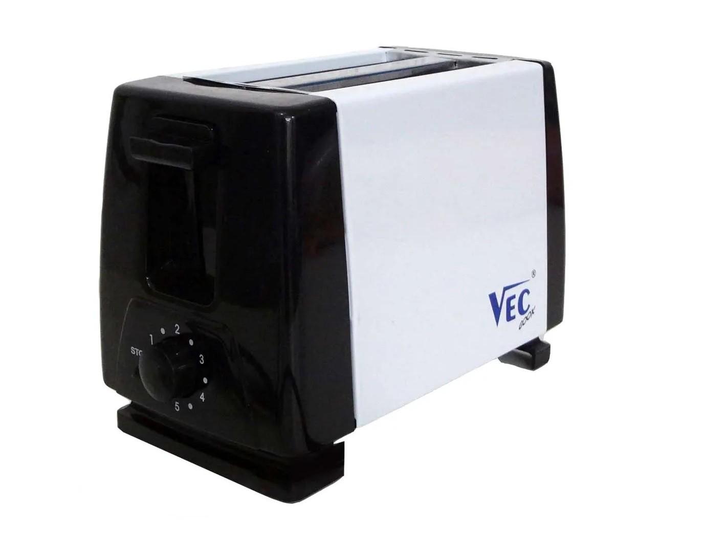Torradeira Elétrica 750W 6 níveis TP-802B 220V Vec  - Mix Eletro