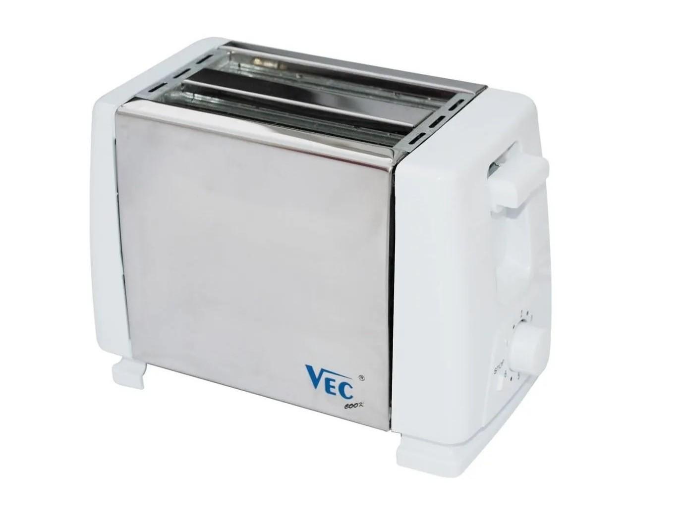 Torradeira Elétrica 750W Inox 6 níveis TP-802I 220V Vec  - Mix Eletro