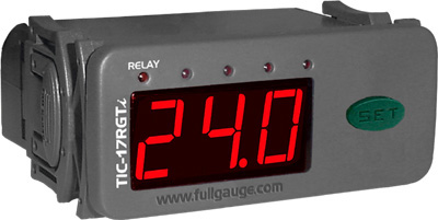 Termostato Digital para chocadeiras TIC-17RGTI