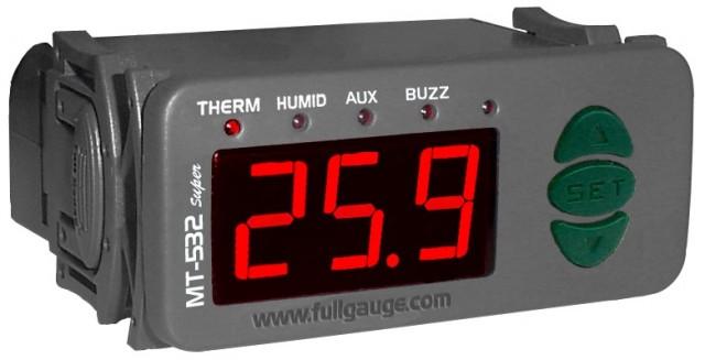 Termostato Temperatura - umidade - tempo