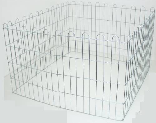 Cercado Canil Para Cães Coelhos E Gatos Petchoc
