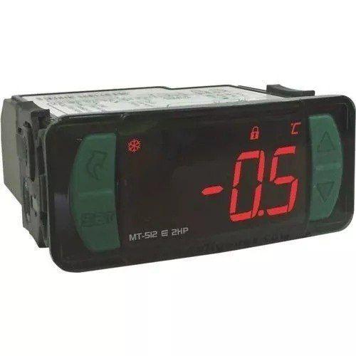 Controlador Digtal Full Gauge Mt512 E 2hp Bivolt C/sensor