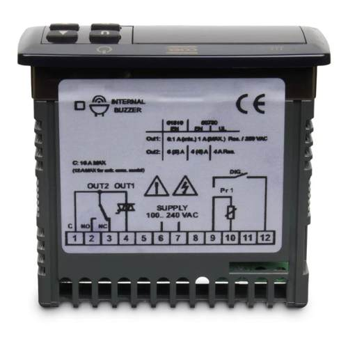Termostato Digital Coel Y39uhqr Triac Chocadeira C/ Viragem