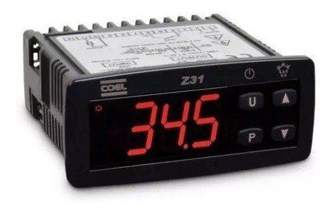 Controlador De Temperatura Coel Z31a Termostato = Tlz12