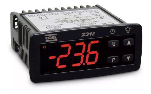 Termostato Digital Z31e Para Aquários, Chocadeiras, Estufa