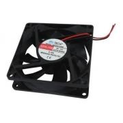 10peças Ventilador Cooler Ventoinha 80x80x25 12v