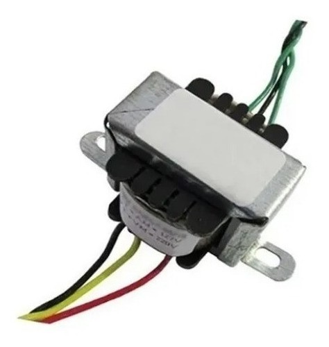 5pcs Transformador Trafo 12+12v 200ma Bivolt Eletronica