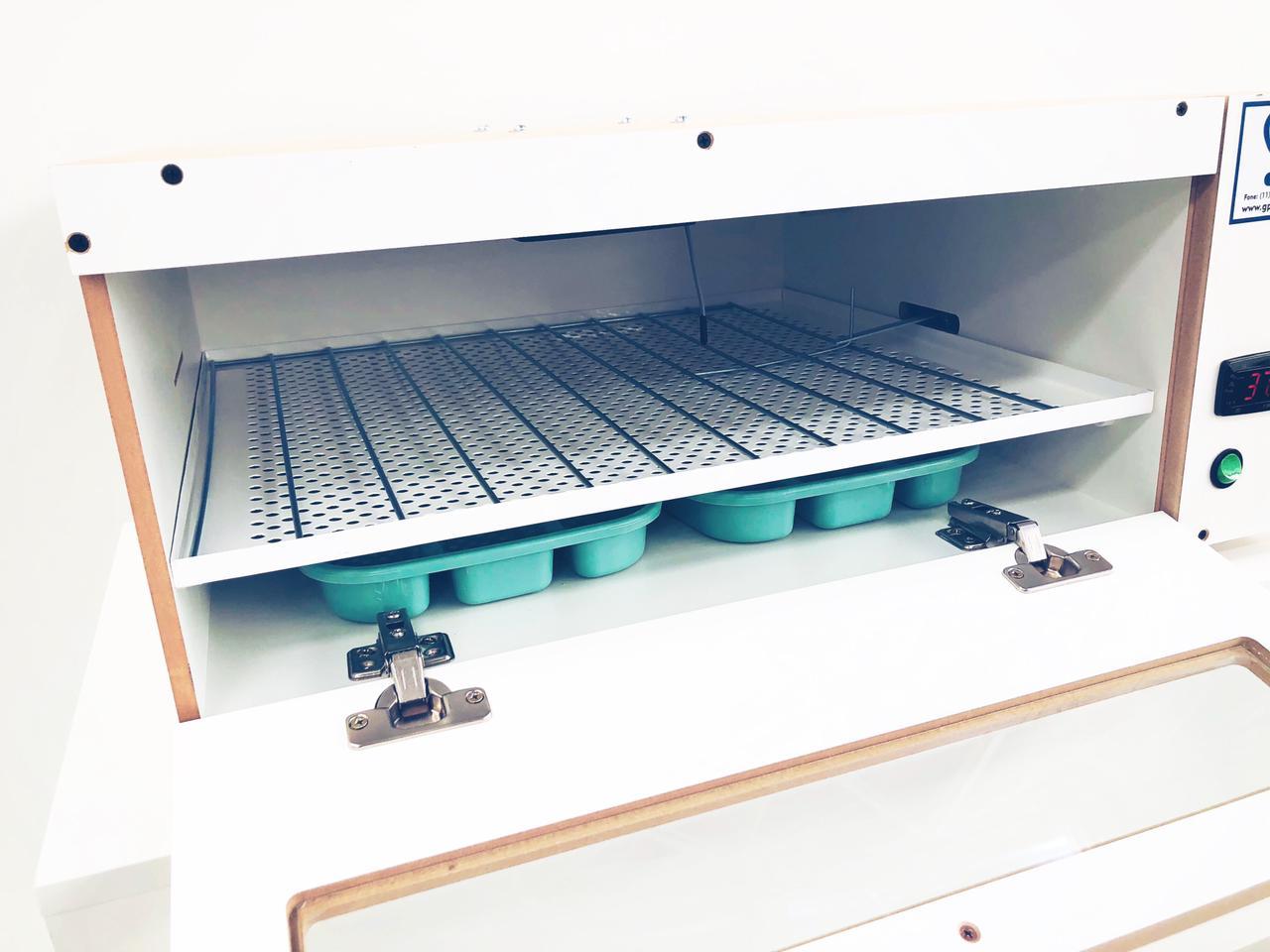 Chocadeira Automática Elétrica Para Até 100 Ovos