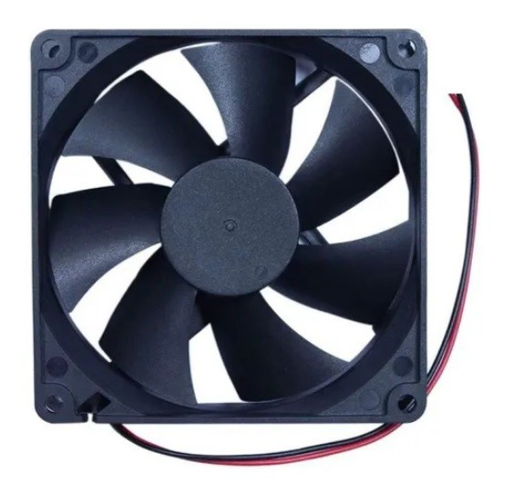 Cooler 80x80 - 12v
