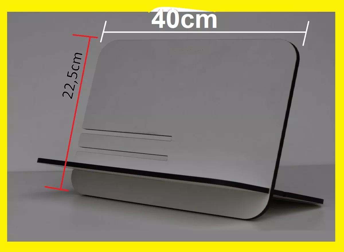 Suporte P/ Leitura Suporte Para Tablet Livro 40x22,5