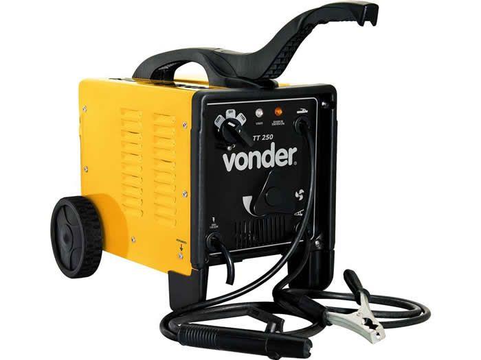 TRANSFORMADOR 250A 127-220V TT-250 VONDE