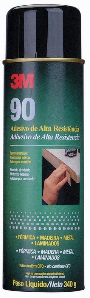 Adesivo Spray 90 Lata 330g HB004022511 - 3M