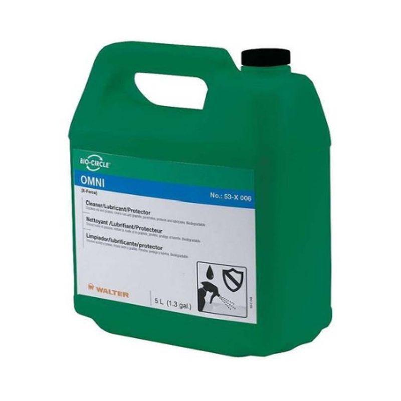 Agente de limpeza Walter 53X006 OMNI - 5 litros