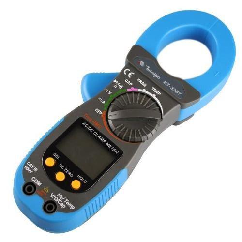 Alicate Voltímetro Amperímetro Digital ET-3367 - MINIPA