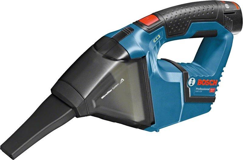 Aspirador de Pó a Bateria 12V GAS12V - Bosch