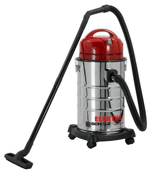 Aspirador de Pó e Liquido 1400W Elektro 110V - Schulz