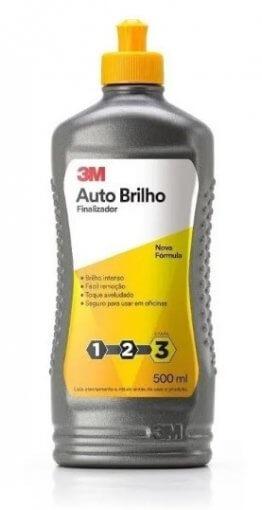 Auto Brilho 500ML HB004584437 Linha Gold- 3M