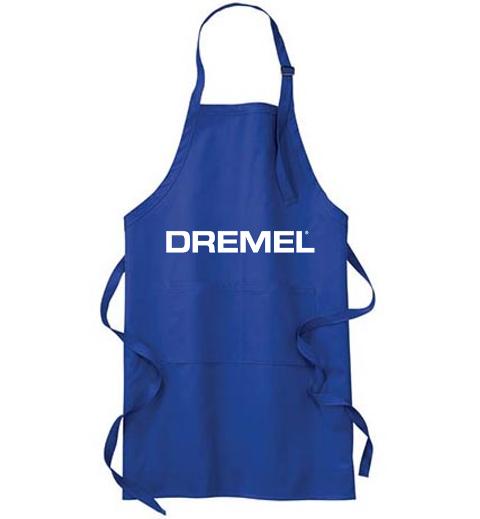 Avental Tecido Azul 6 008 FH6 065 - DREMEL