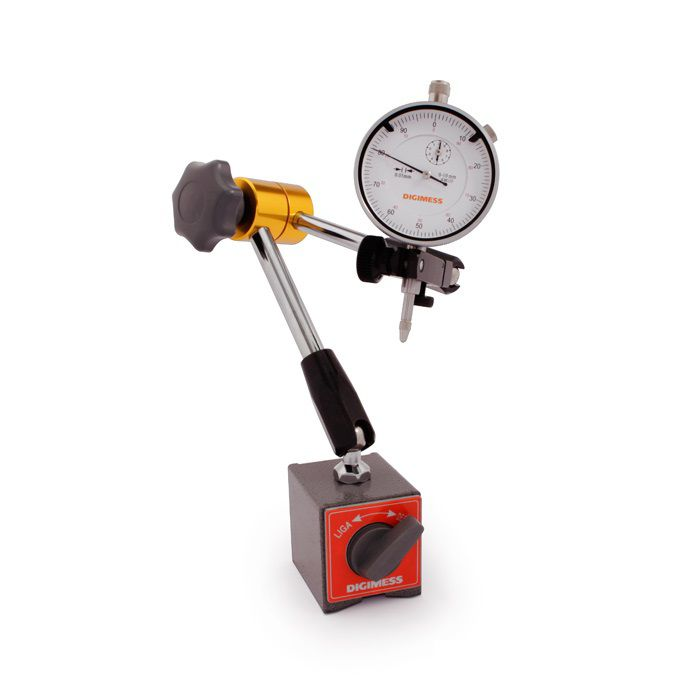 Base Magnetica Articulado E Ajuste Fino 270.240b DIGIMES
