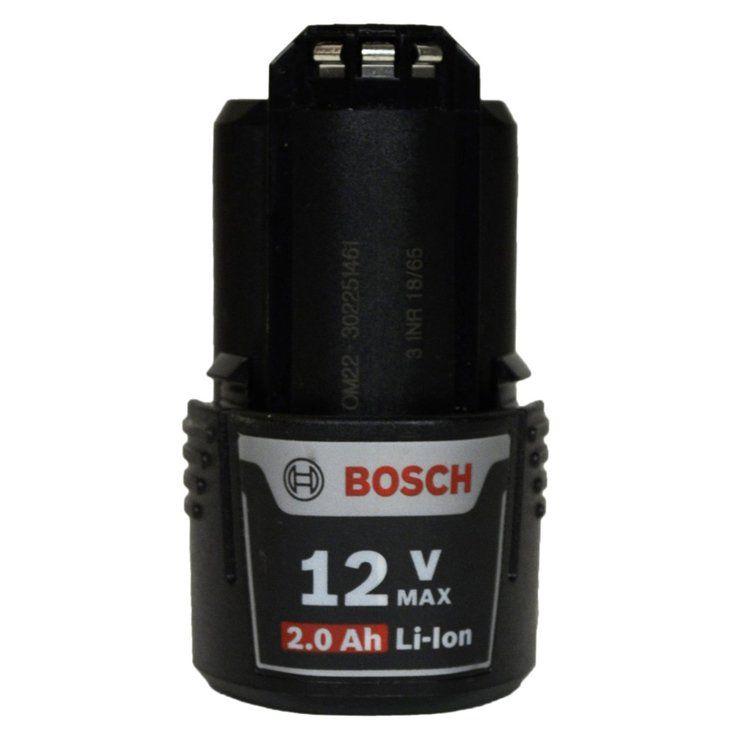 Bateria 12V Max Li-Ion 2.0AH 1 600 A00 21 - Bosch
