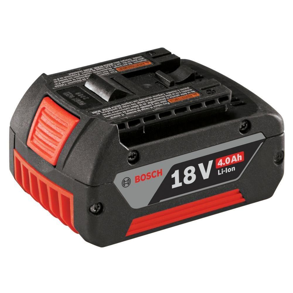 Bateria 18V LI-ION 4,0AH -  BOSCH
