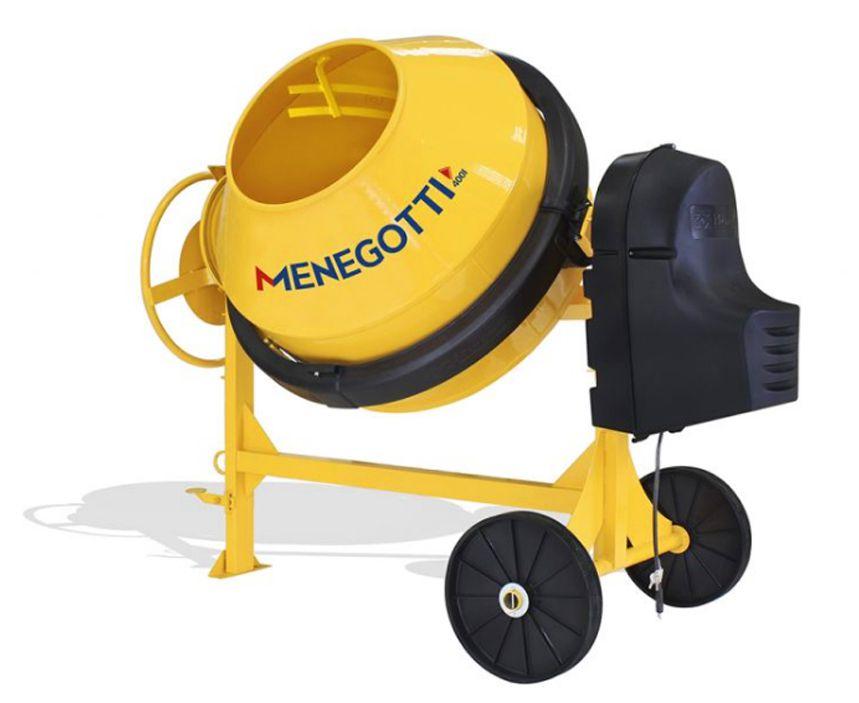Betoneira 400lts Prime Mono 220V Menegotti
