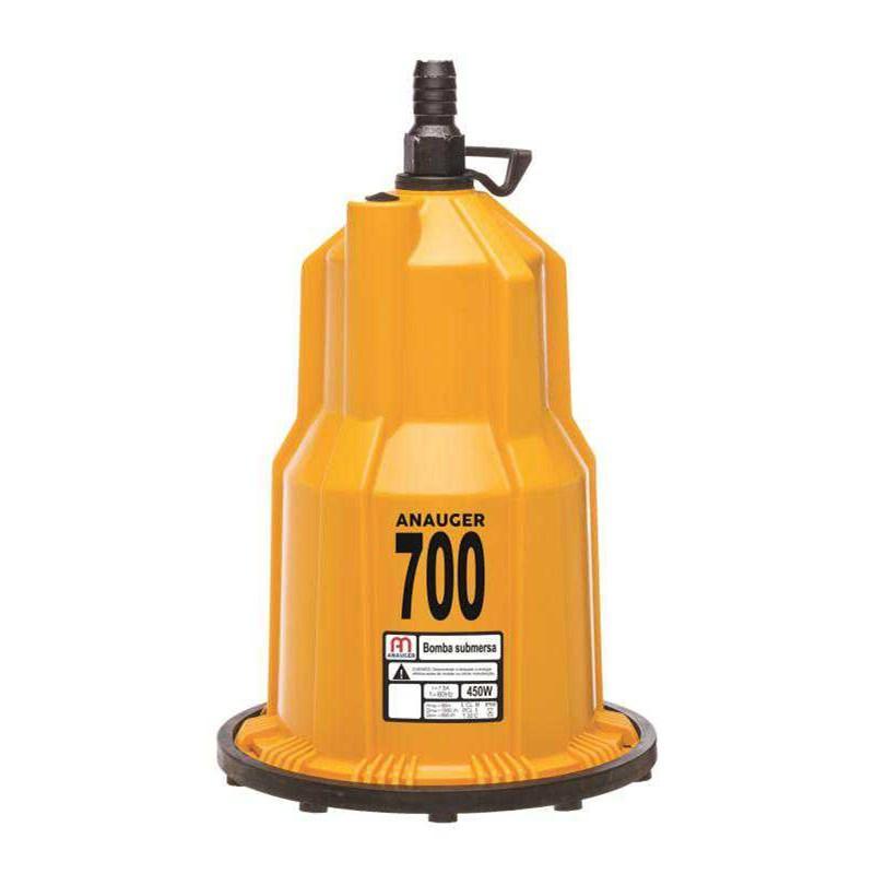 Bomba D´agua Submersa P/ Poço 700 220V - ANAUGER