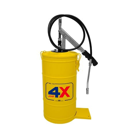 Bomba Manual Para Graxa 14kg HZ-14 - Hydronlubz