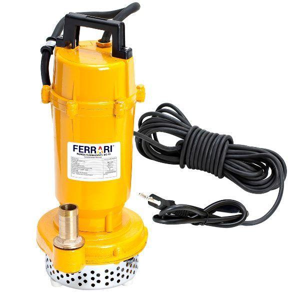 Bomba Pressurizadora 120W BPV120 220V 66 86 120 220 - VONDER