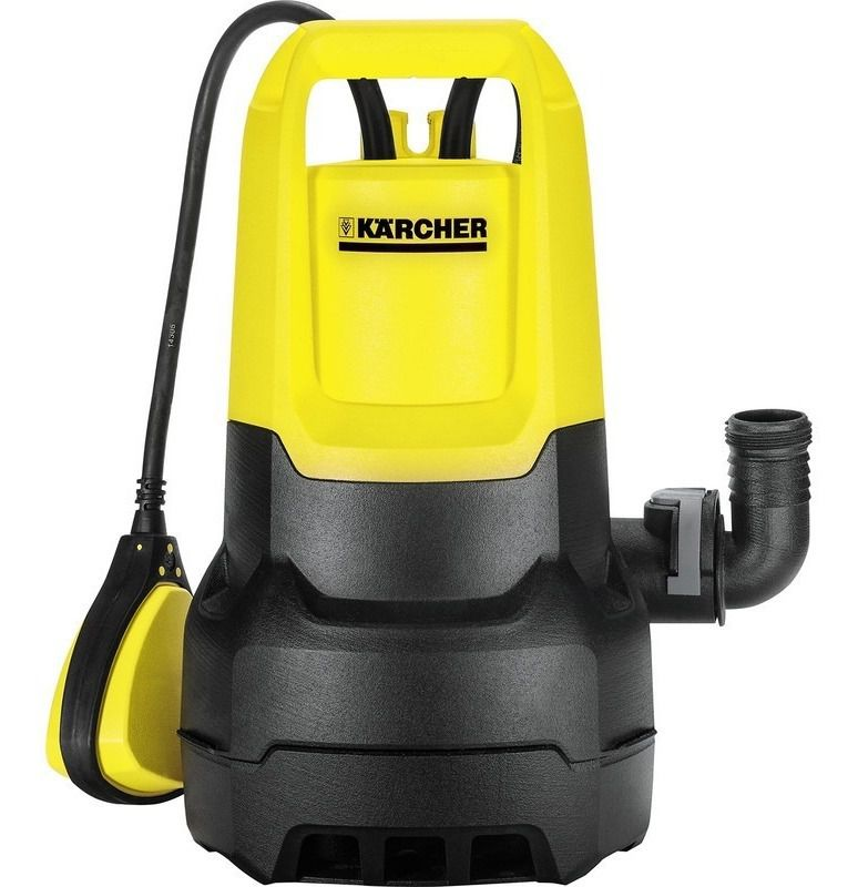 Bomba Submersa P/Agua Suja SP3DIRT 220v - Karcher