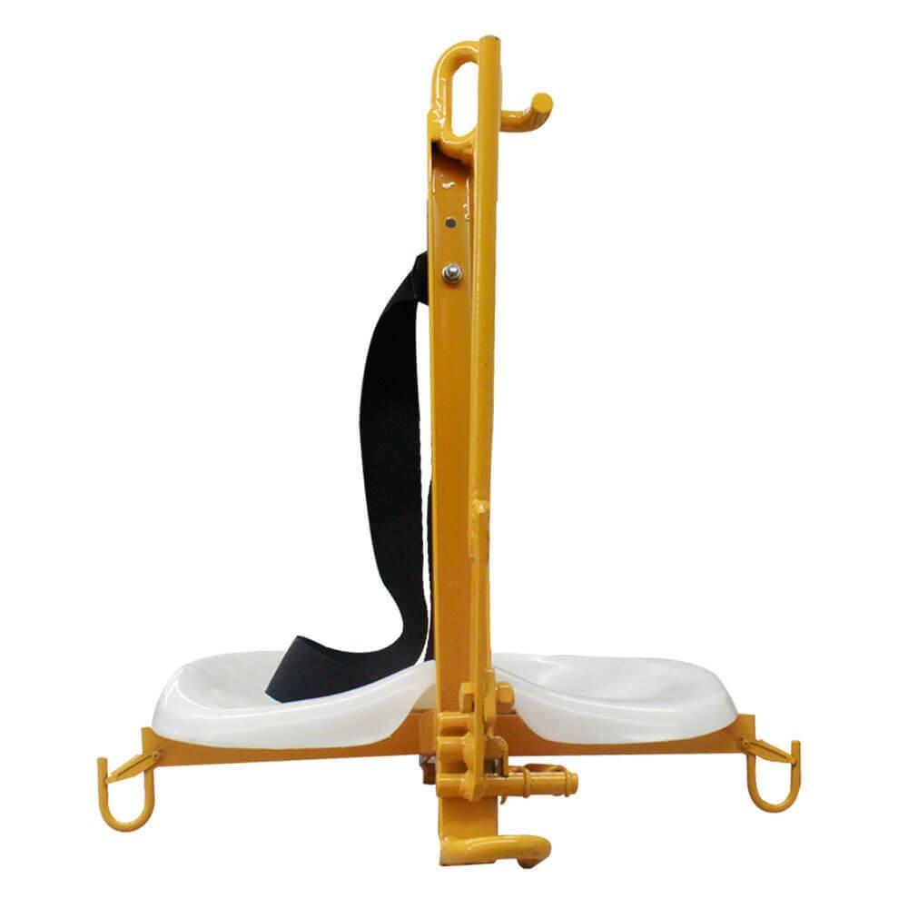 Cadeira Suspensa Para Corda Banco Anatômico - FIBRAMFER