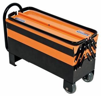 Caixa c/ Ferramentas Cargobox  60 Peças 44952 / 660 - TRAMONTINA REF
