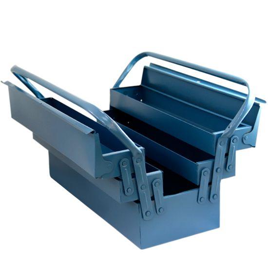 Caixa de Ferramentas Reforçada Com 5 Gavetas 550R - Marcon